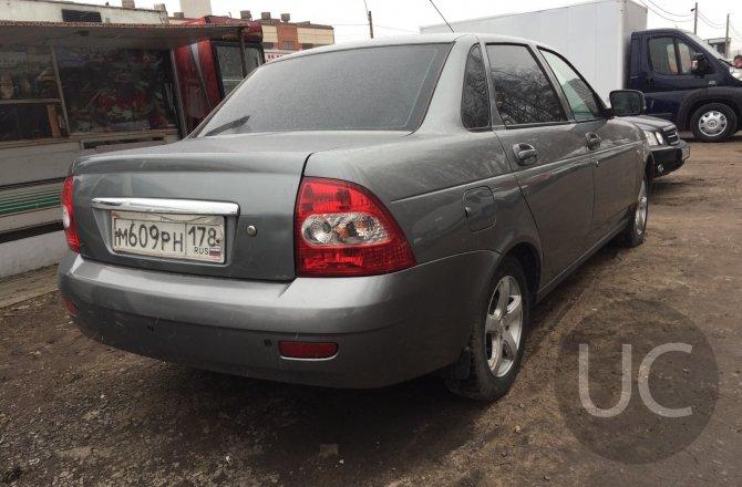 подержанный авто Lada (ВАЗ) Priora 2012 года