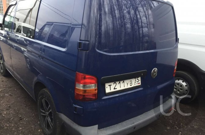 фотографии Volkswagen Transporter