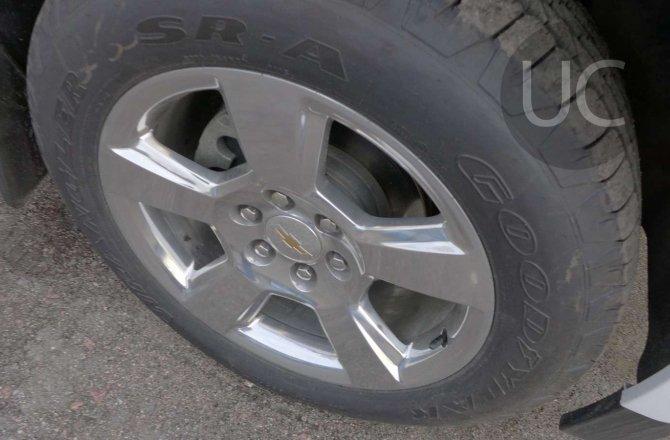 купить Chevrolet Tahoe с пробегом, 2015 года