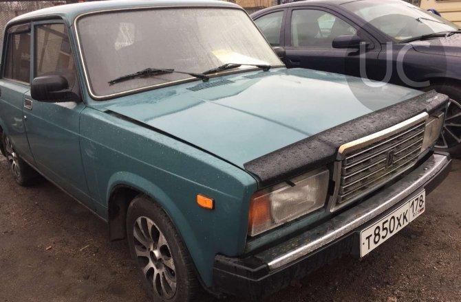 подержанный авто Lada (ВАЗ) 2107 2005 года