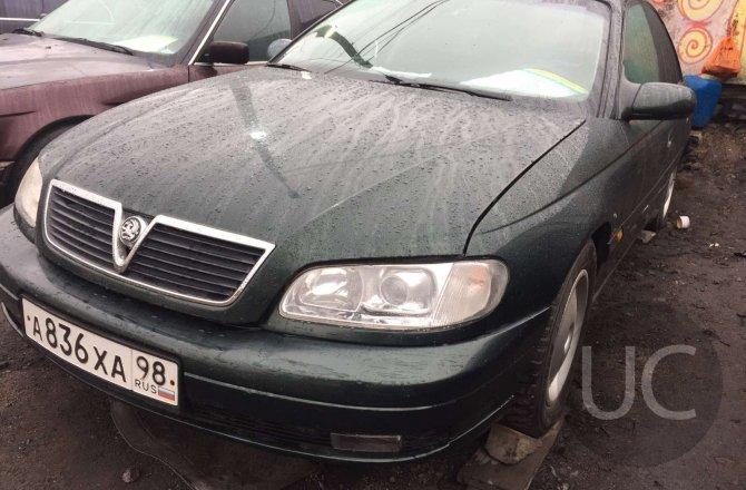 фотографии Opel Omega