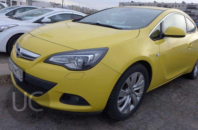 купить Opel Astra с пробегом, 2011 года