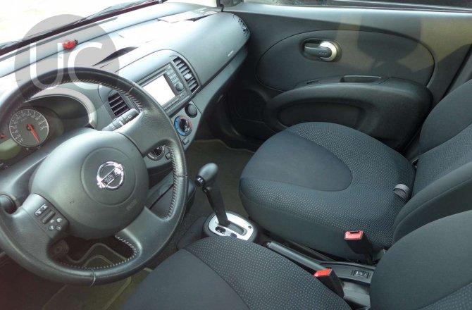 фотографии Nissan Micra