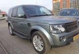объявление о продаже Land Rover Discovery 2014 года