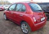 купить Nissan Micra с пробегом, 2010 года
