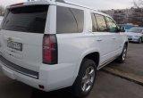 объявление о продаже Chevrolet Tahoe 2015 года