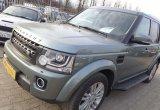 купить Land Rover Discovery с пробегом, 2014 года
