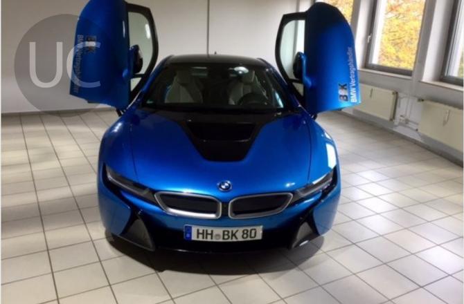 купить б/у автомобиль BMW i8 2014 года