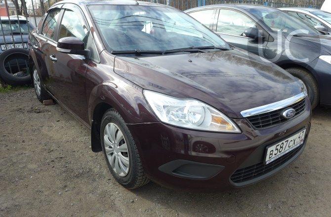 Ford Focus 2010 года за 385 000 рублей