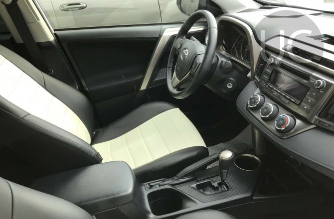 фотографии Toyota Rav 4
