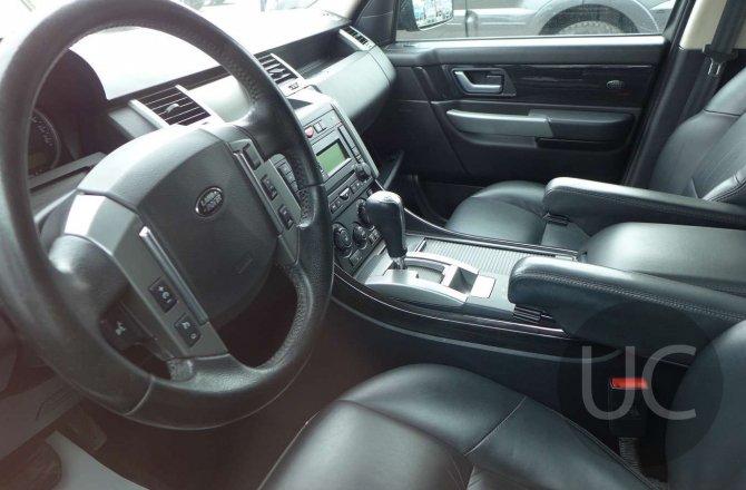 фотографии Land Rover Range Rover Sport