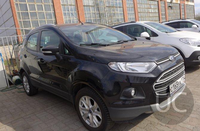 купить Ford Eco Sport с пробегом, 2014 года