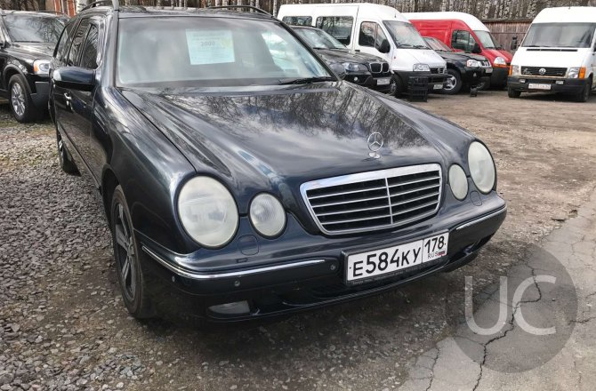 купить Mercedes-Benz E-Class с пробегом, 1999 года