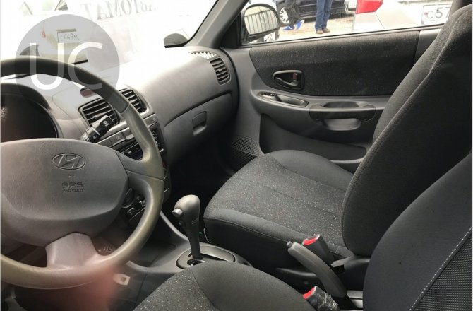 фотографии Hyundai Accent