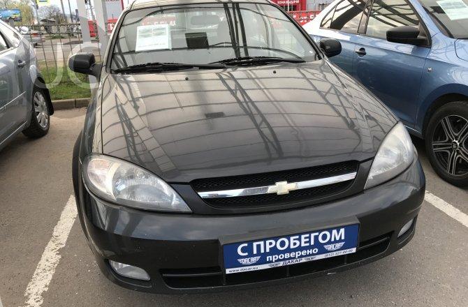 подержанный авто Chevrolet Lacetti 2008 года