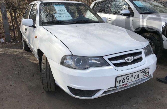 подержанный авто Daewoo Nexia 2012 года