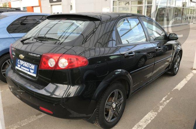 купить Chevrolet Lacetti с пробегом, 2008 года