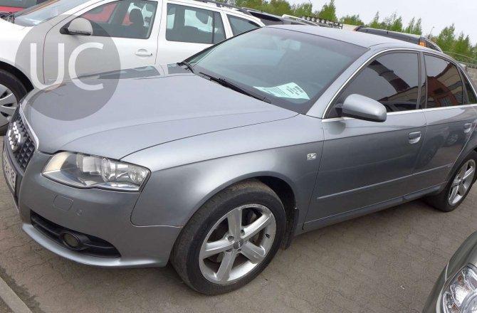 подержанный авто Audi A4 2007 года