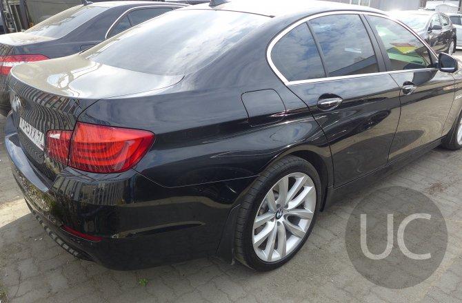 объявление о продаже BMW 5 series 2013 года