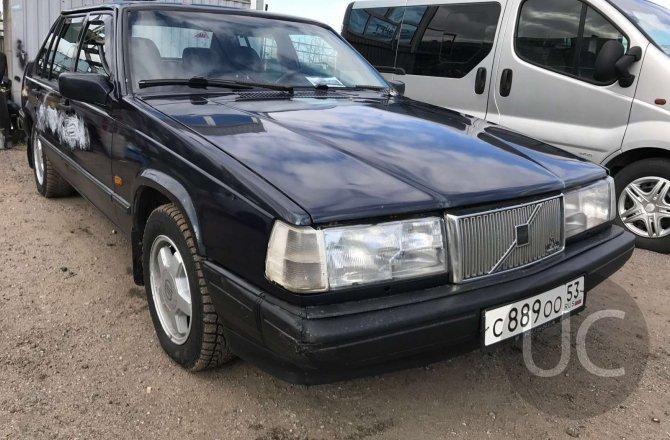 подержанный авто Volvo 940 1991 года