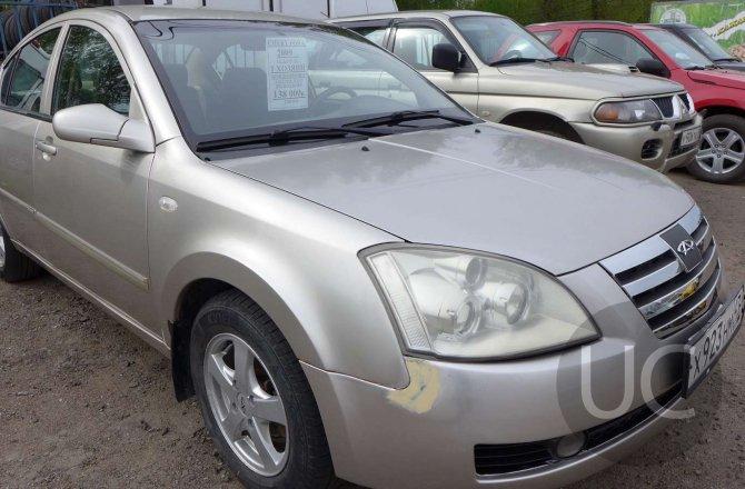 подержанный авто Chery Fora 2008 года