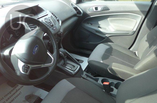 объявление о продаже Ford Eco Sport 2014 года