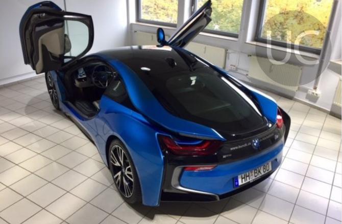 купить BMW i8 с пробегом, 2014 года