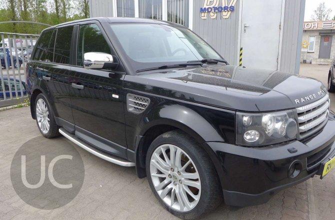 купить б/у автомобиль Land Rover Range Rover Sport 2008 года