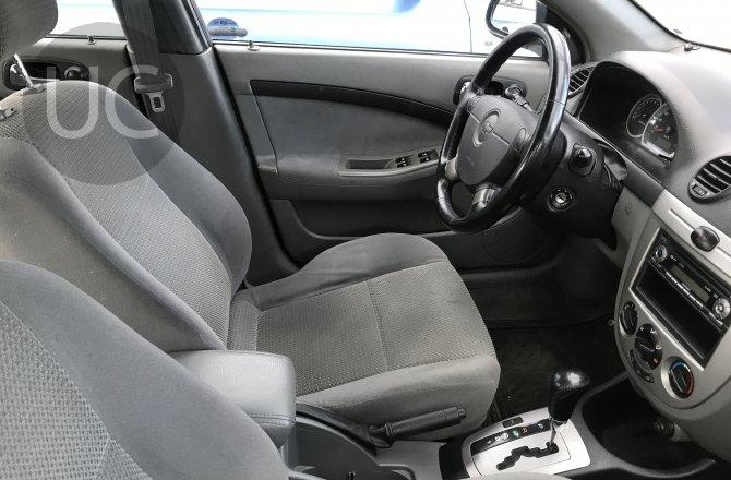 фотографии Chevrolet Lacetti