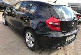 купить б/у автомобиль BMW 1 series 2010 года