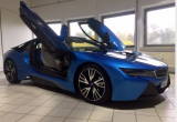 объявление о продаже BMW i8 2014 года