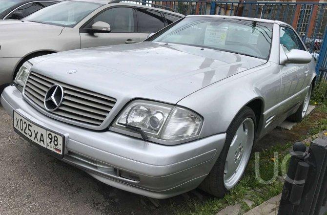 подержанный авто Mercedes-Benz SL-Class 1999 года