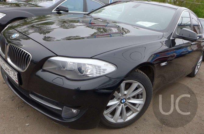 подержанный авто BMW 5 series 2012 года