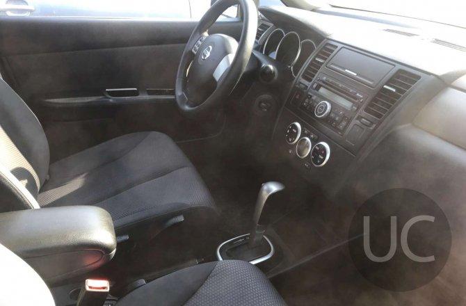фотографии Nissan Tiida