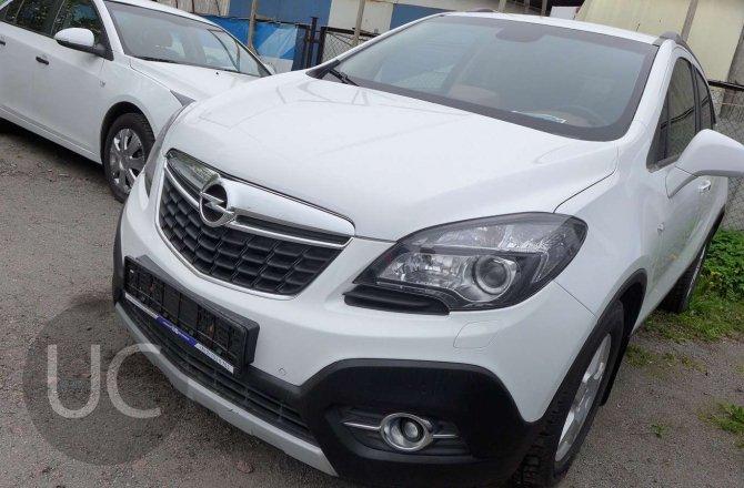 подержанный авто Opel Mokka 2013 года