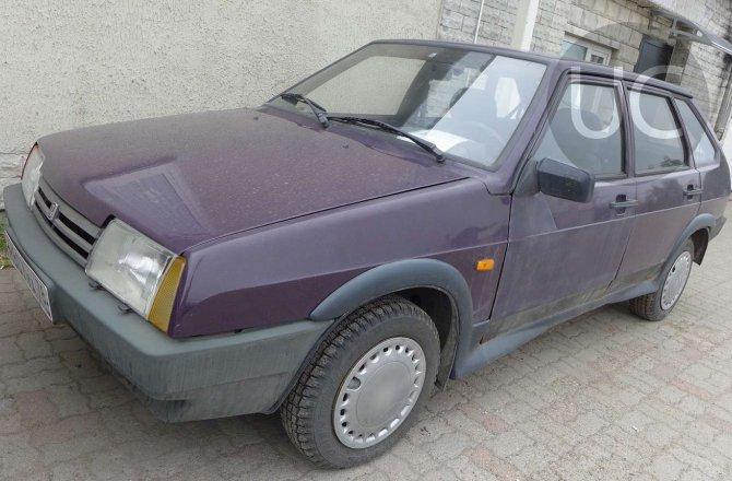 подержанный авто Lada (ВАЗ) 2109 1999 года