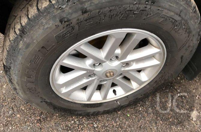 объявление о продаже Toyota Hilux 2012 года
