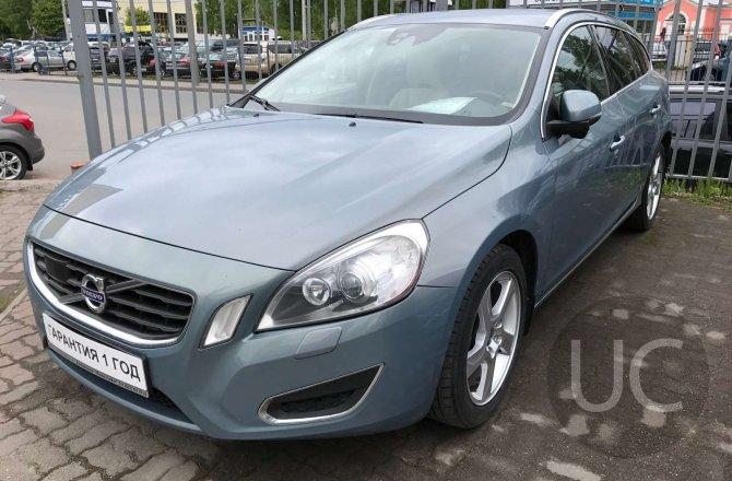объявление о продаже Volvo V60 2011 года
