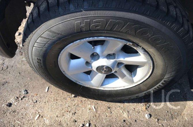 фотографии Hyundai Terracan