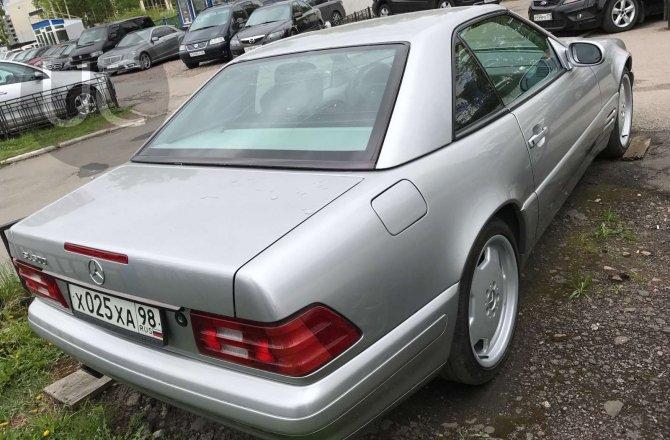 объявление о продаже Mercedes-Benz SL-Class 1999 года