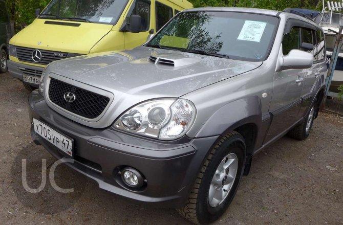 Hyundai Terracan 2003 года за 365 000 рублей