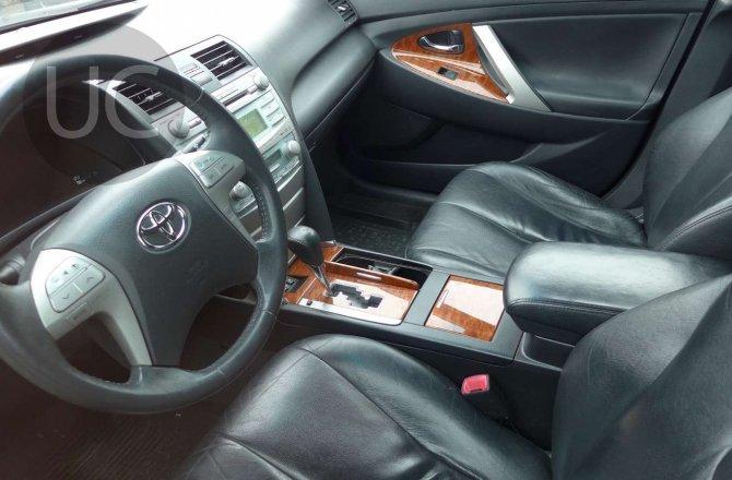 фотографии Toyota Camry