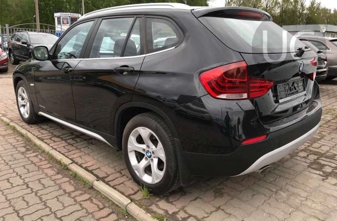 объявление о продаже BMW X1 2009 года
