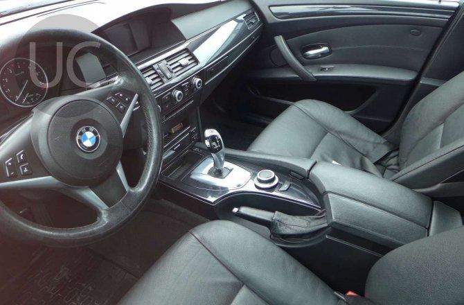 объявление о продаже BMW 5 series 2008 года