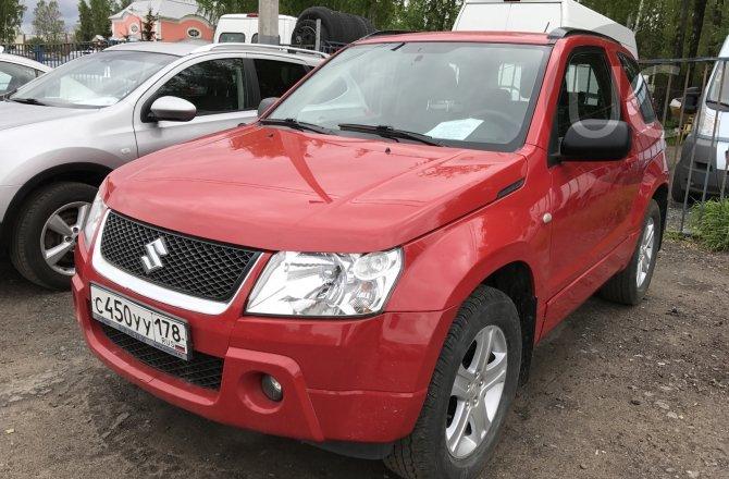 объявление о продаже Suzuki Grand Vitara 2007 года