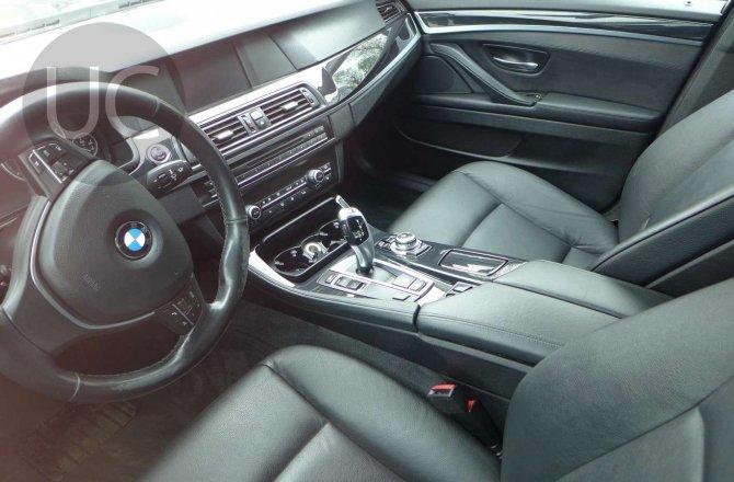 купить BMW 5 series с пробегом, 2012 года