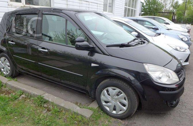 подержанный авто Renault Scenic 2008 года