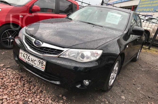 объявление о продаже Subaru Impreza 2008 года