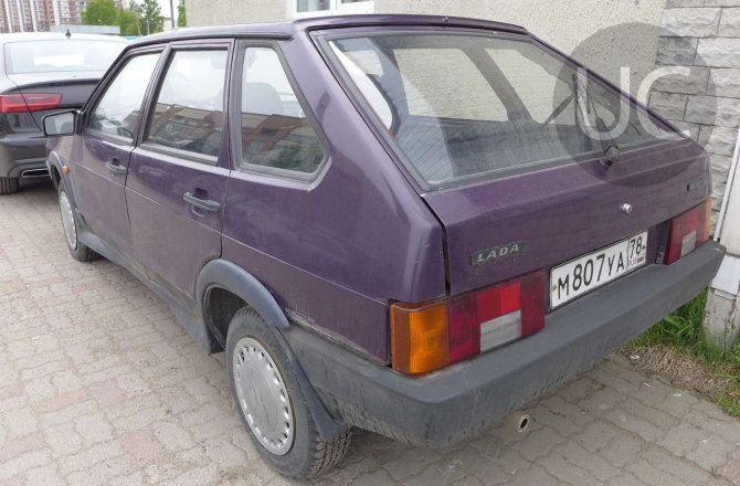 фотографии Lada (ВАЗ) 2109