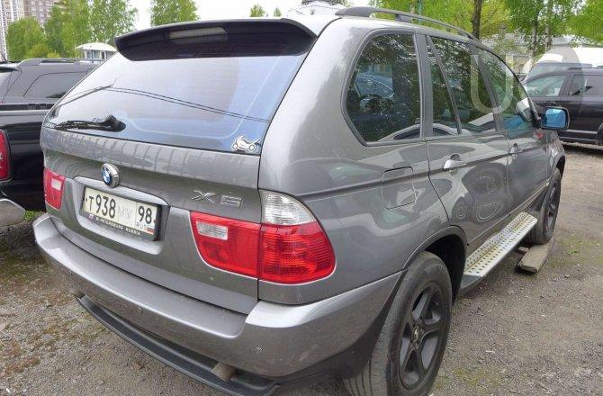 купить BMW X5 с пробегом, 2004 года